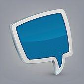Blue cloud speech