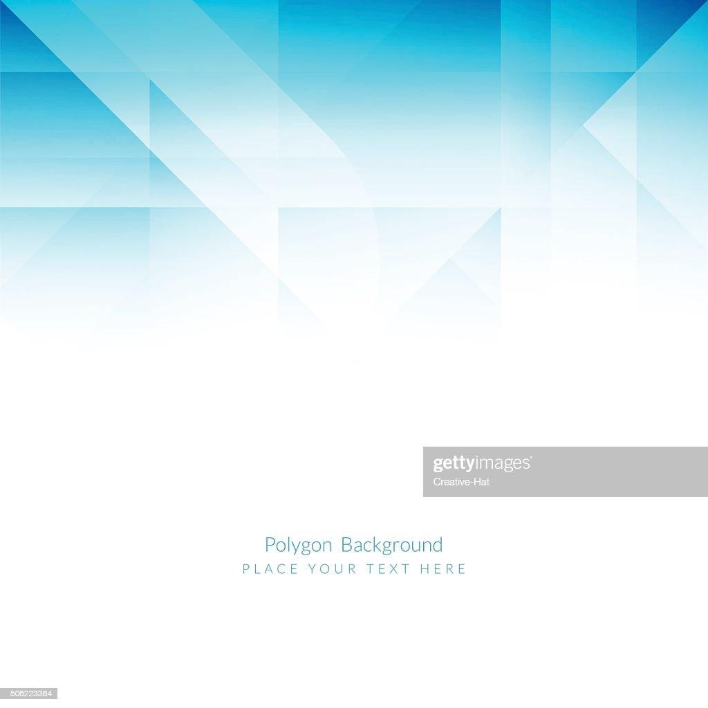 Blue color modern background design.