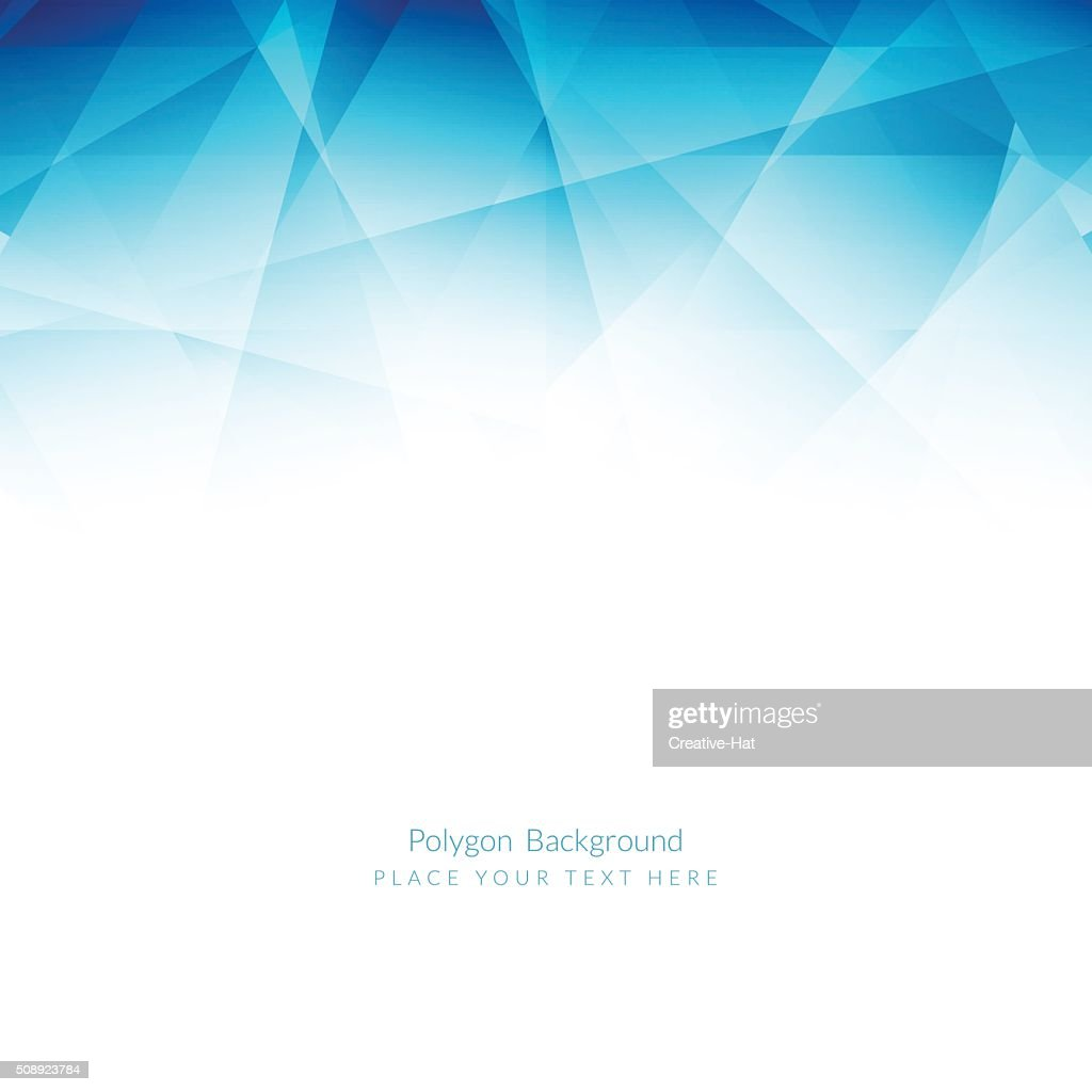 Blue color modern background design.
