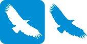 Blue Condor Icon
