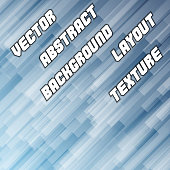 Blue Diagonal Background