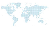 blue dotted world map 1. normal size.