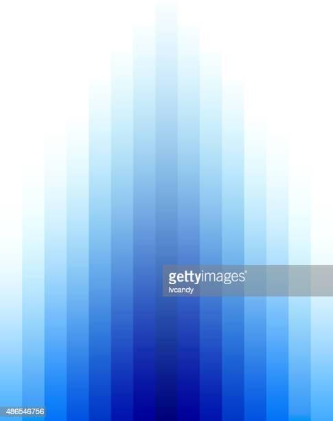 Fond bleu gradient