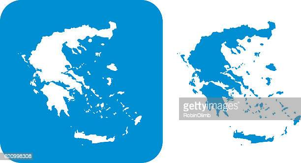 Blue Greece Icons