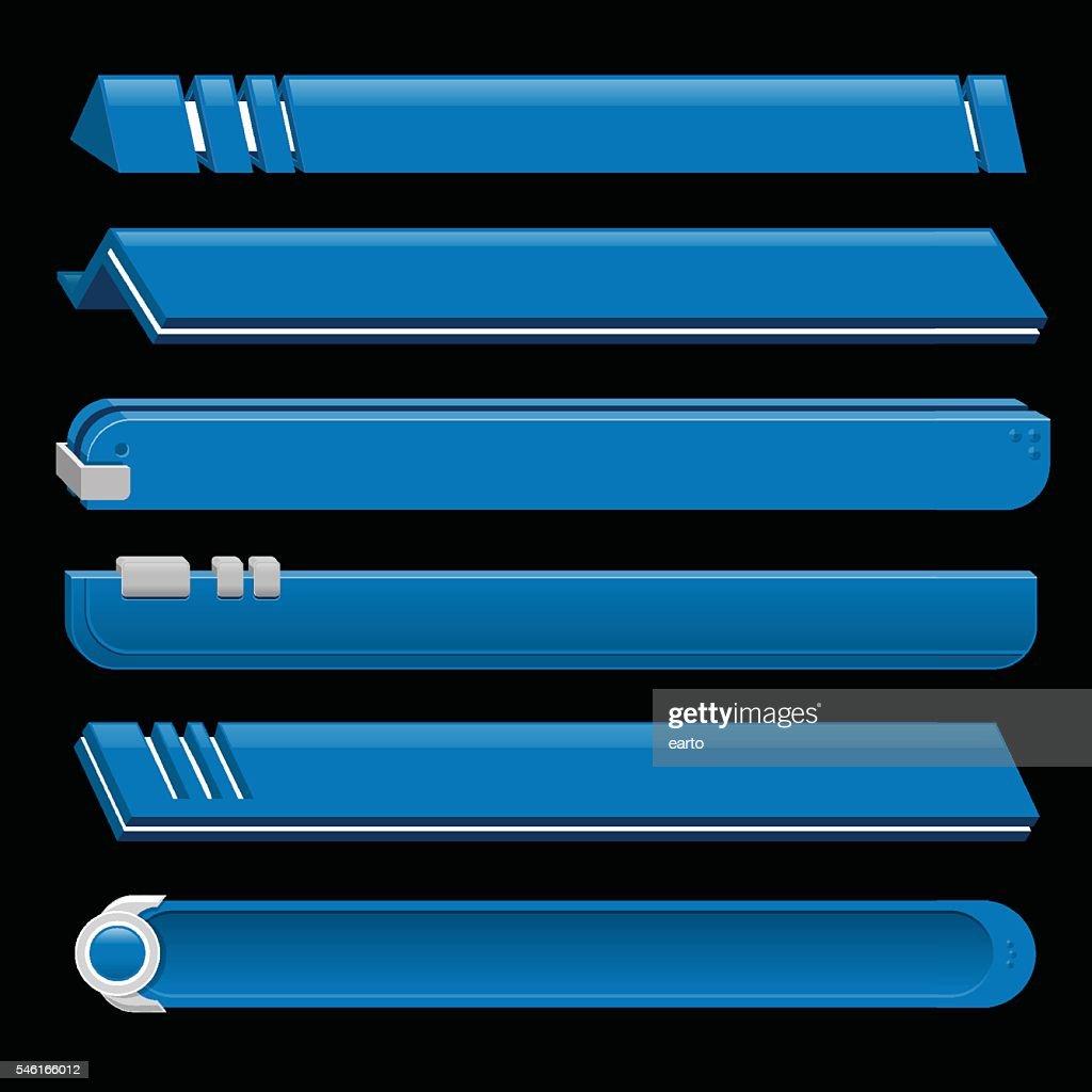 Blue lower