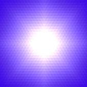 blue mosaic pattern background