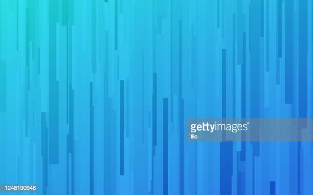 illustrazioni stock, clip art, cartoni animati e icone di tendenza di sfondo zoom blend astratto movimento blu - effetto zoom