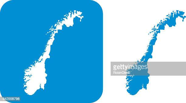 norwegen symbol blau - norwegen stock-grafiken, -clipart, -cartoons und -symbole
