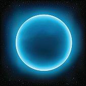 blue planet space