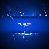 Blue plate under voltage
