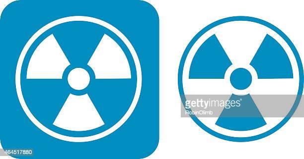 Blue Radiation Icons