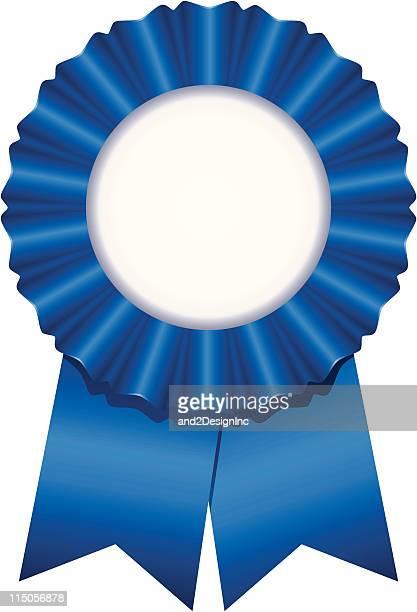 blue ribbon - infamous stock illustrations, clip art, cartoons, & icons