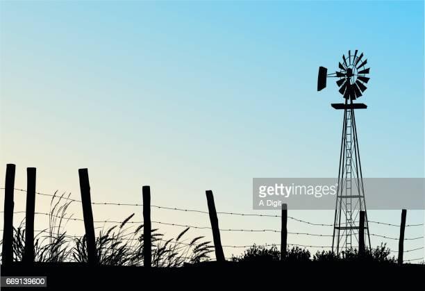Blue Skies Prairie
