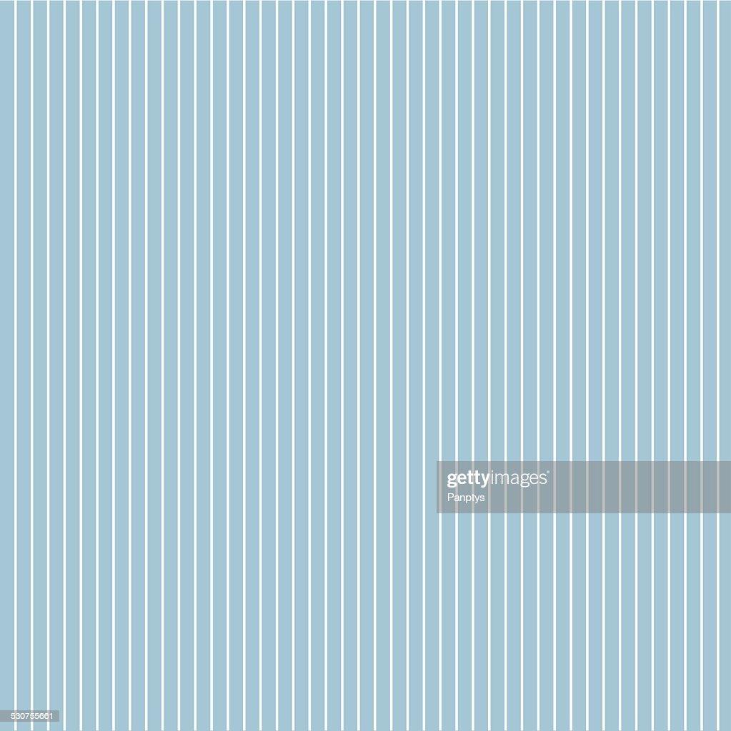 Blue, striped background.