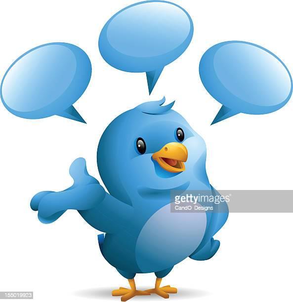 Bluebird: Speaking
