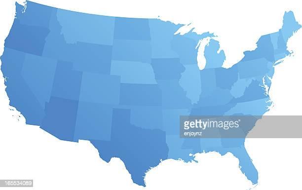 Blues States