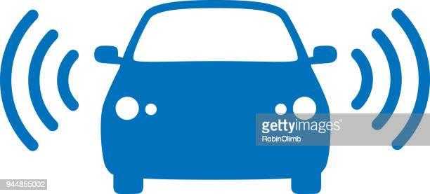 Bluetooth Car icon