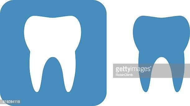 ilustraciones, imágenes clip art, dibujos animados e iconos de stock de iconos de bluetooth - dientes humanos