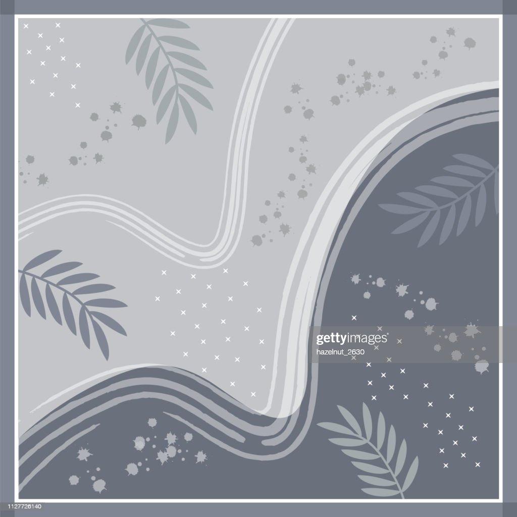 bluish abstract pattern design