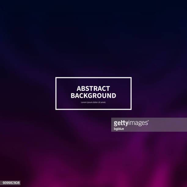 blurred dark design - trendy futuristic background - purple stock illustrations