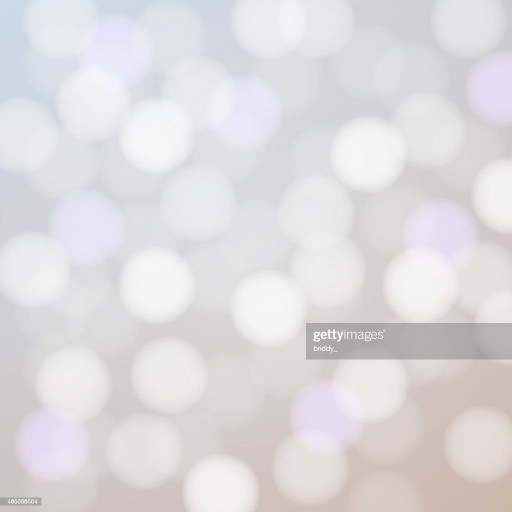 Blurred lights abstract vector.