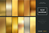 Blurred vector backgrounds.