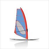 Board Windsurfing icon