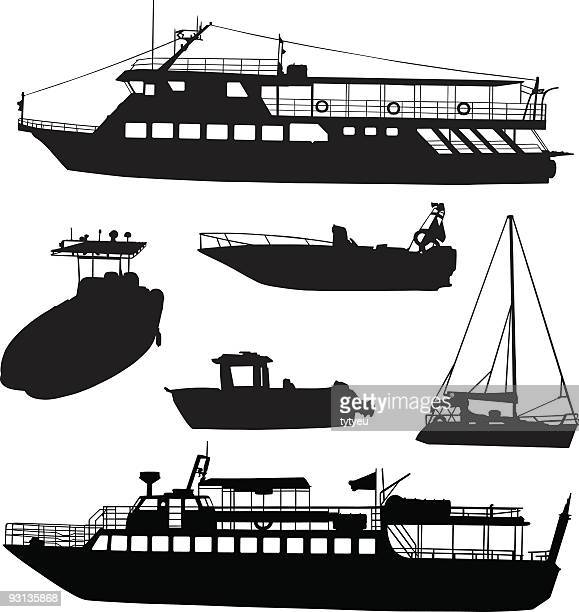 Boat shapes