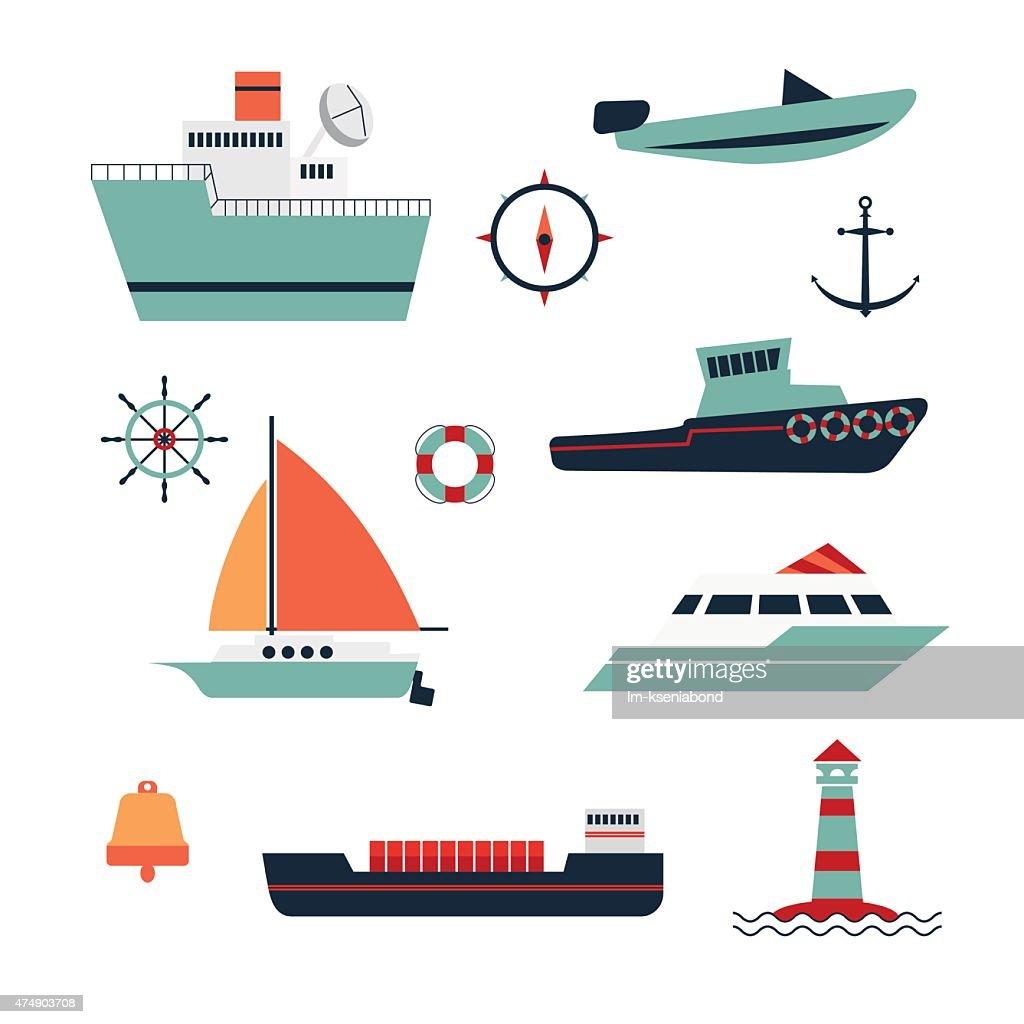 boat- ship