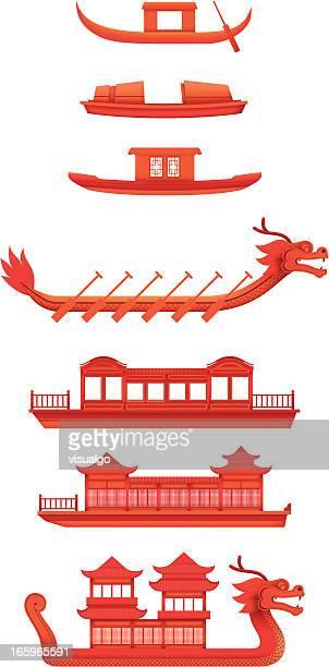 boat - dragon boat 幅插畫檔、美工圖案、卡通及圖標