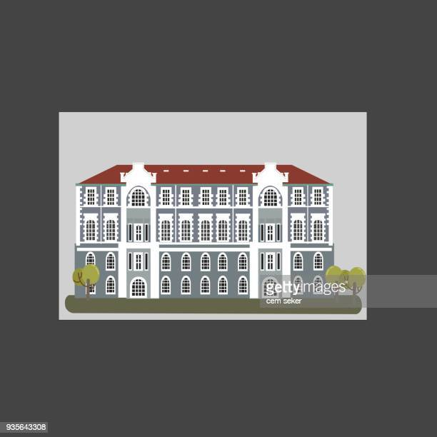 ilustraciones, imágenes clip art, dibujos animados e iconos de stock de boğaziçi üniversitesi - universidad de boganzici - educacion fisica