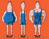 body transformation