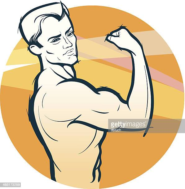 Bicep Stock Illustrations And Cartoons Getty Images