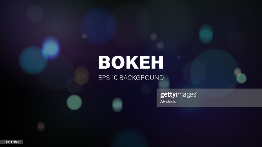 Bokeh Background : stock vector