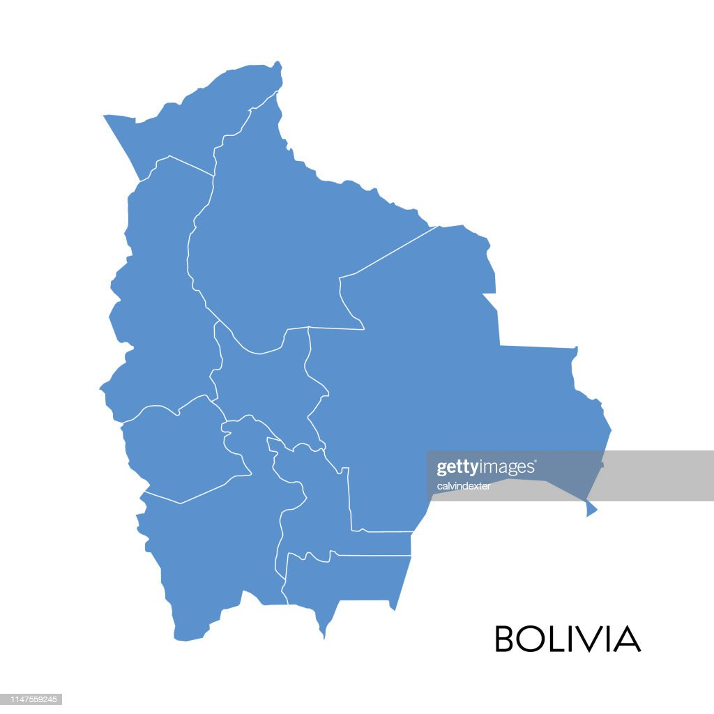 Picture of: Bolivia Map High Res Vector Graphic Getty Images