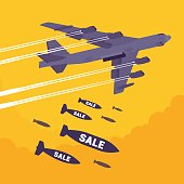 Bomber and Sale bombing