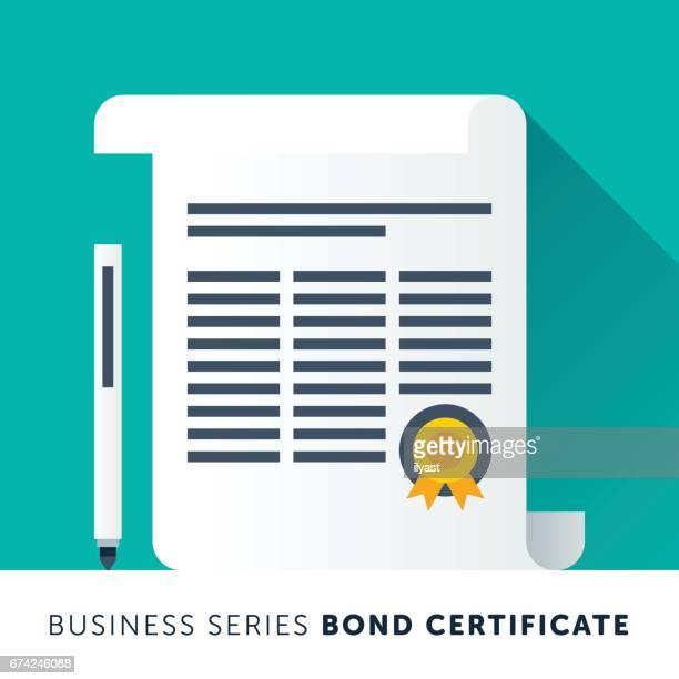 Certificados de bonos