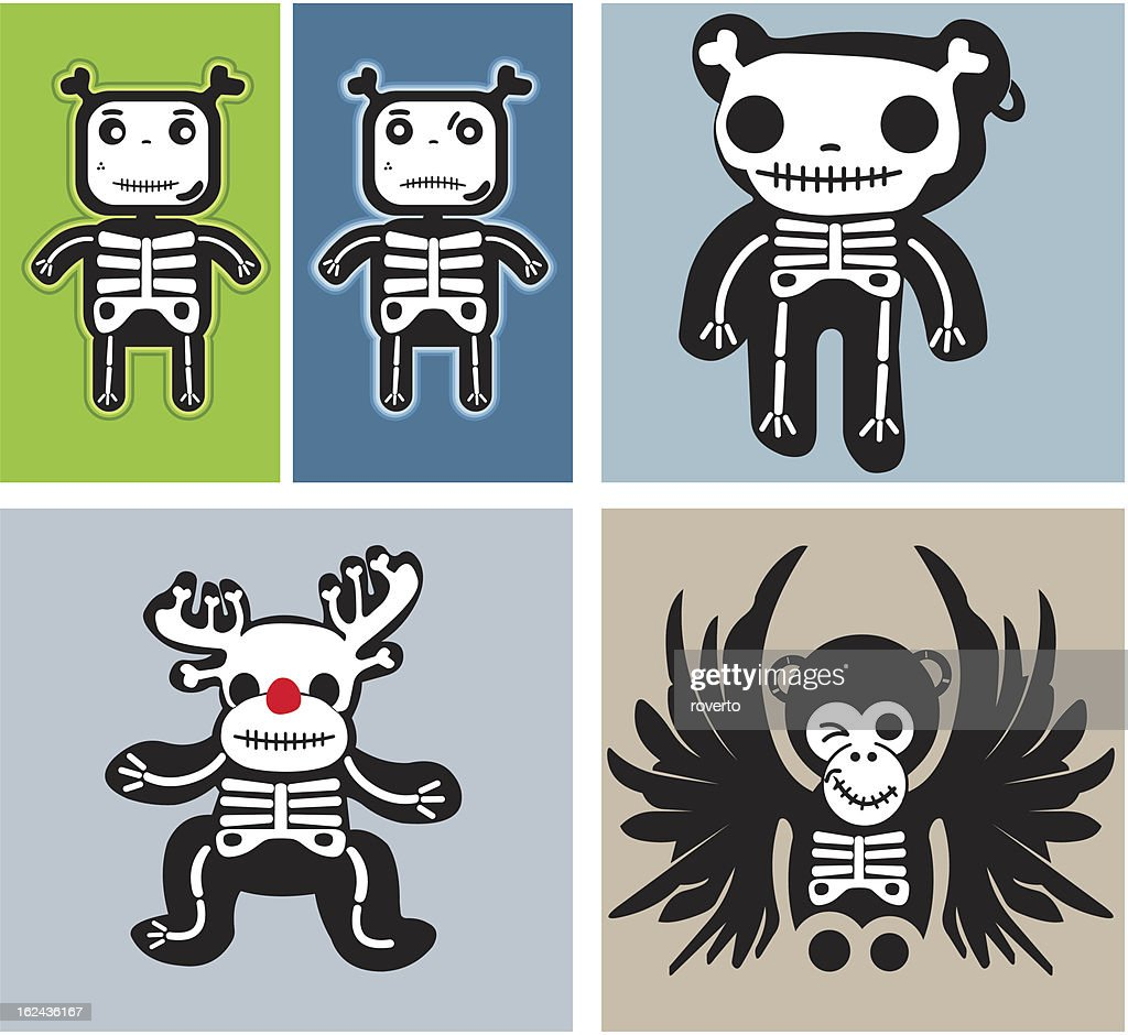 bones bodys