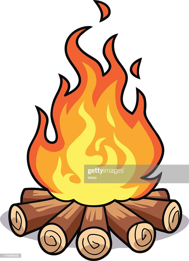 campfire stock illustrations and cartoons getty images rh gettyimages com campfire cartoon png campfire cartoon png