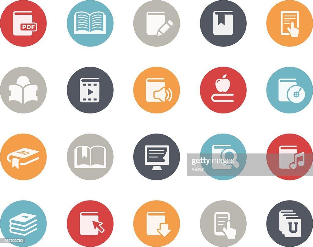 Book Icons // Classics