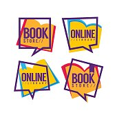 book store and online library