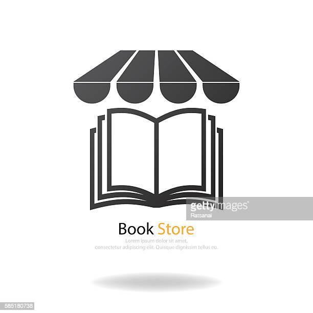 ilustrações, clipart, desenhos animados e ícones de livraria - livraria