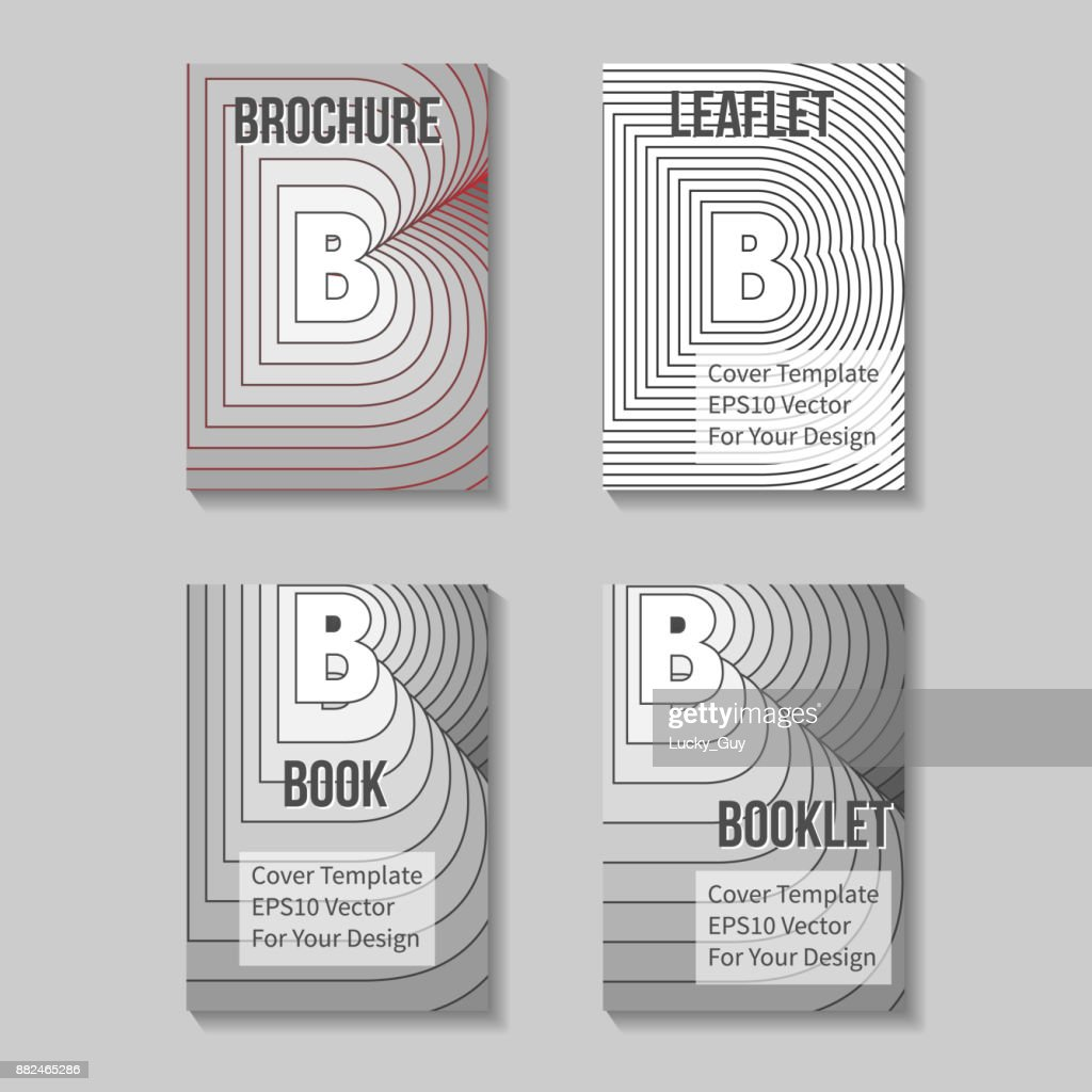 Book title page template business report cover vector art getty images book title page template business report cover vector art friedricerecipe Choice Image