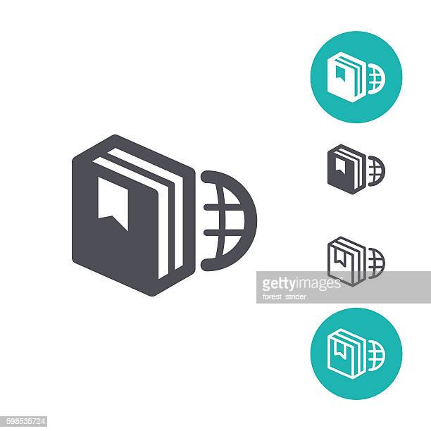 Book web reader icons