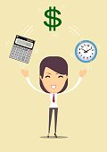 Bookkeeping services and time management