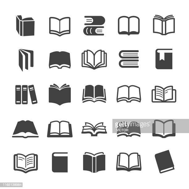 Books Icons Set - Smart Series
