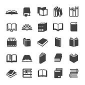 Books Icons - Smart Series