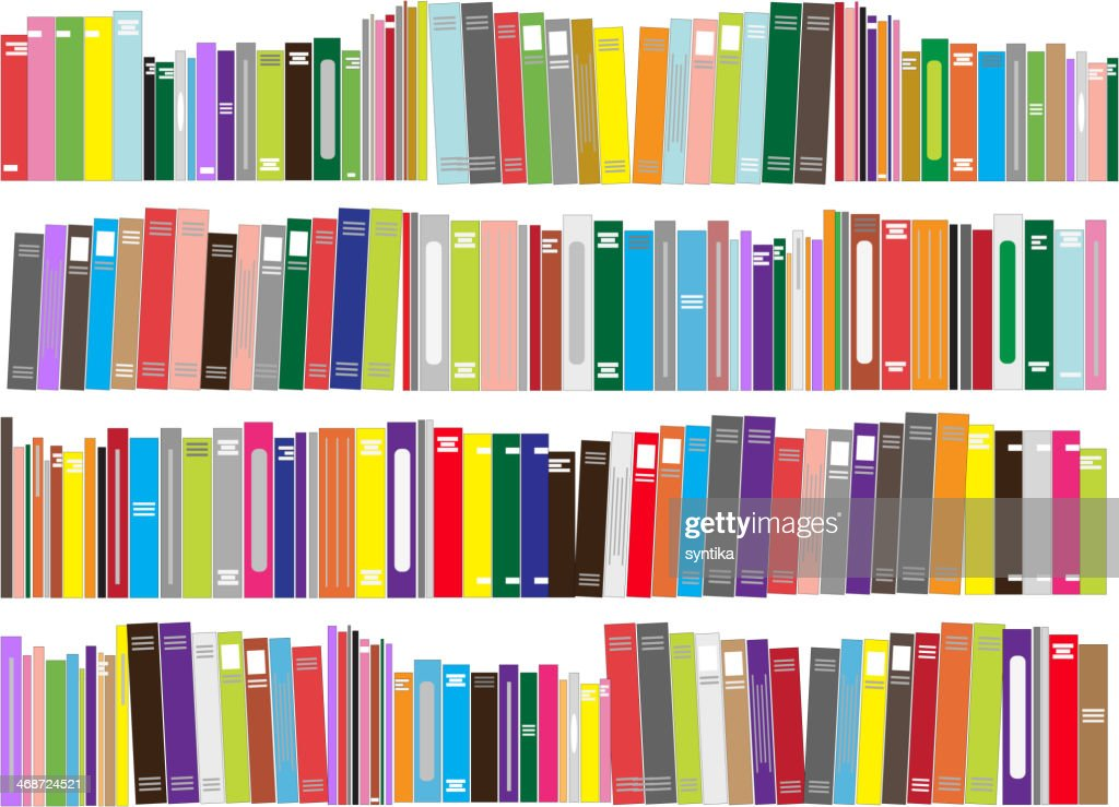 Books - vector illustration
