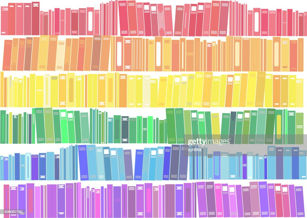 Books - vector illustration.