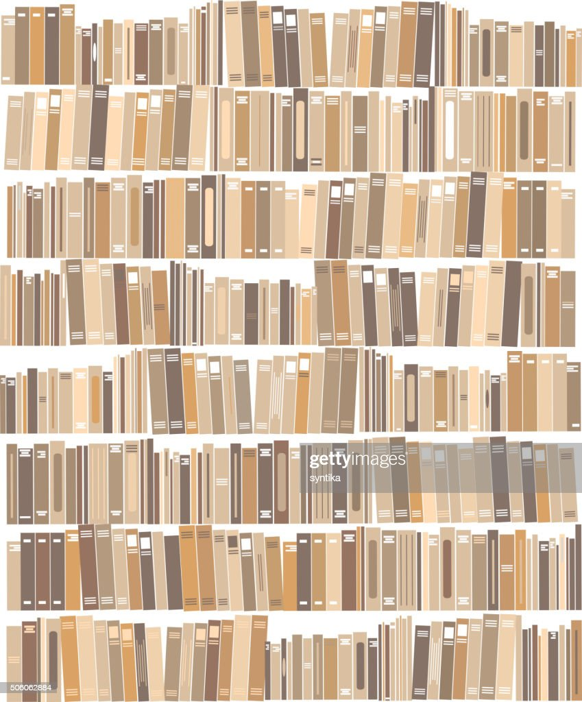 Books - vector illustration.